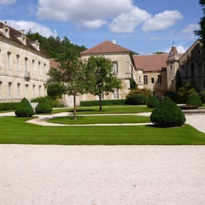 Alésia & Abbaye de Fontenay 20 Août 2017