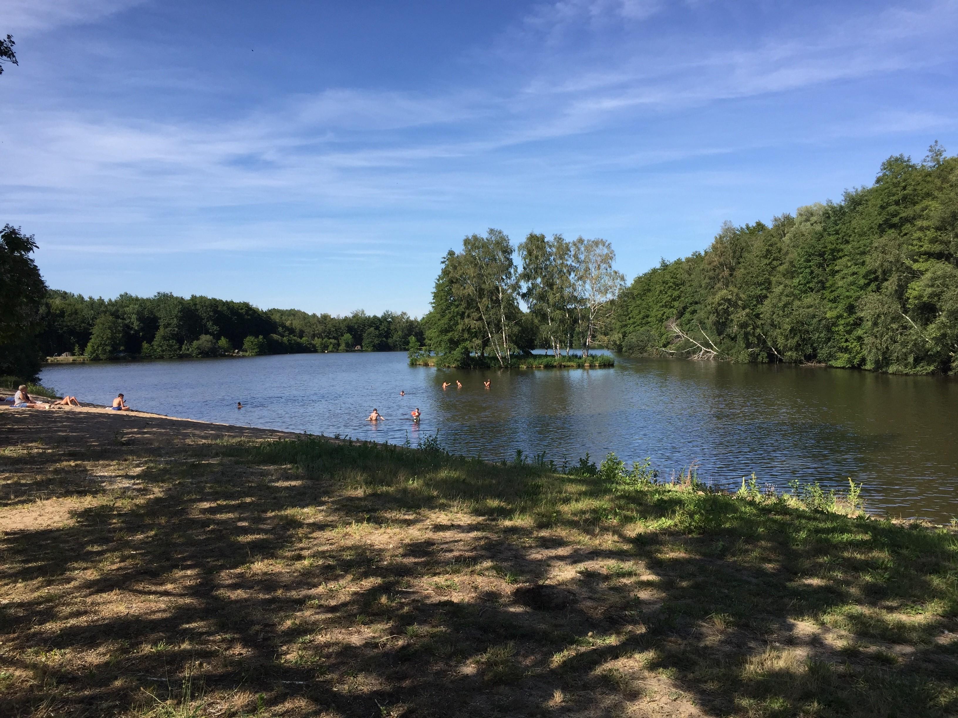 Le lac domaine des Joumiers