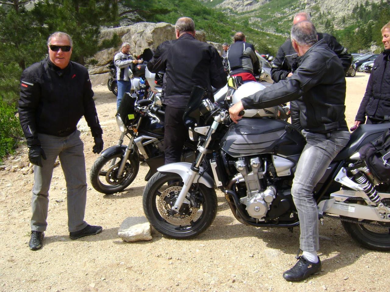 voyage en Corse été 2011