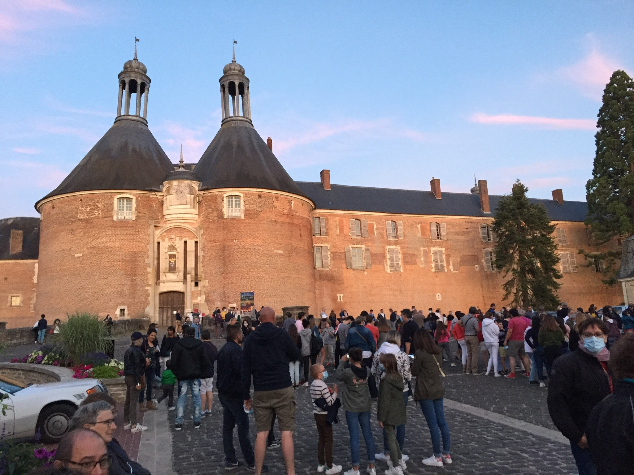 Visite Saint Fargeot