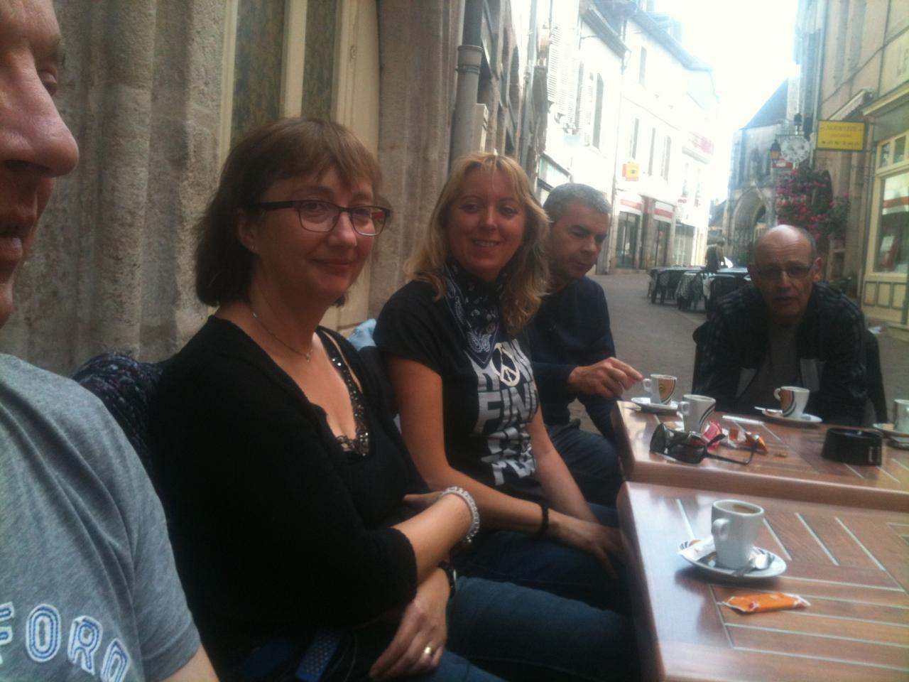 Bourgogne 22 juin 2014