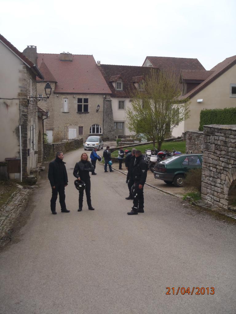 sortie Chateau Châlon 2