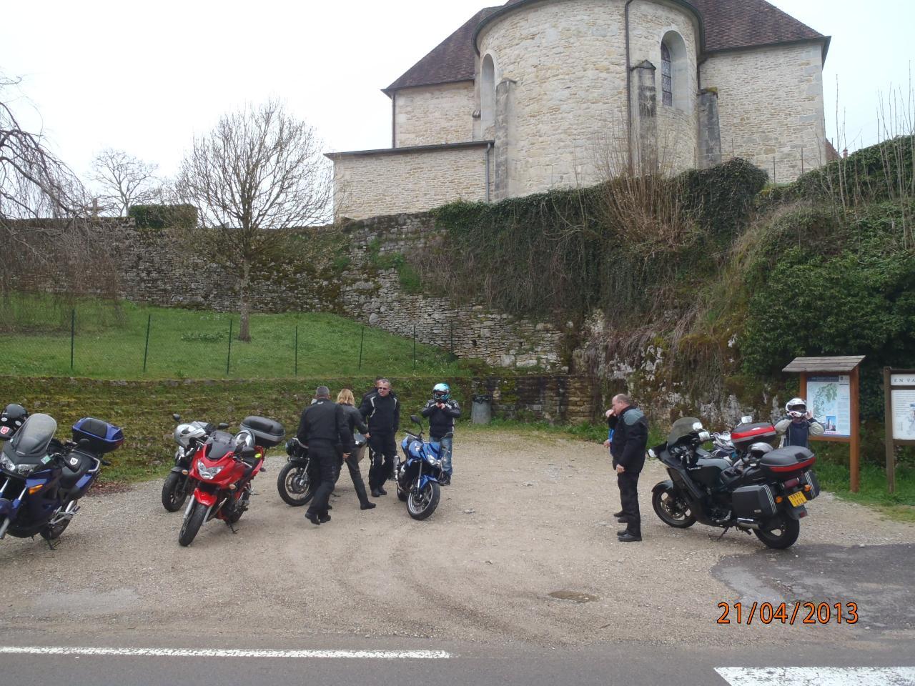 sortie Chateau Châlon 3