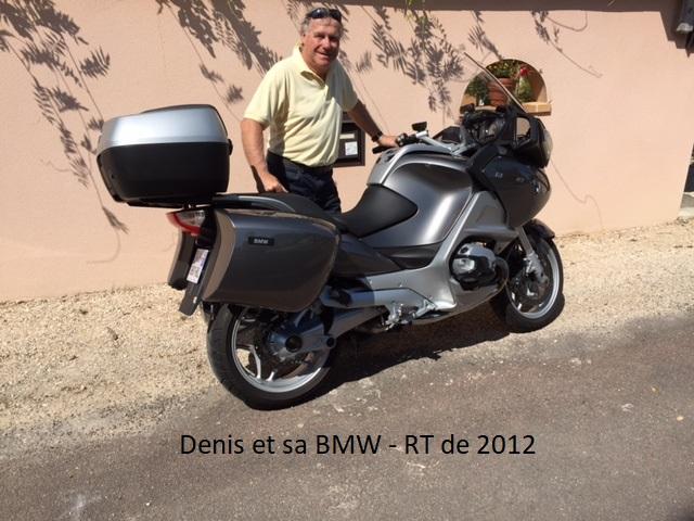 The first BMiste c'est Denis !!!